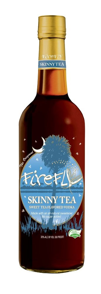 Review firefly skinny tea flavored vodka drinkhacker for Vodka and iced tea drinks