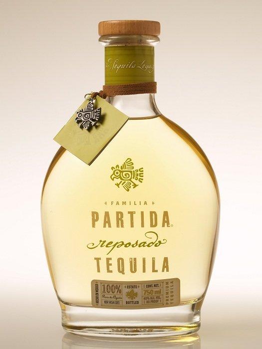 Tequila Partida Reposado (2011)