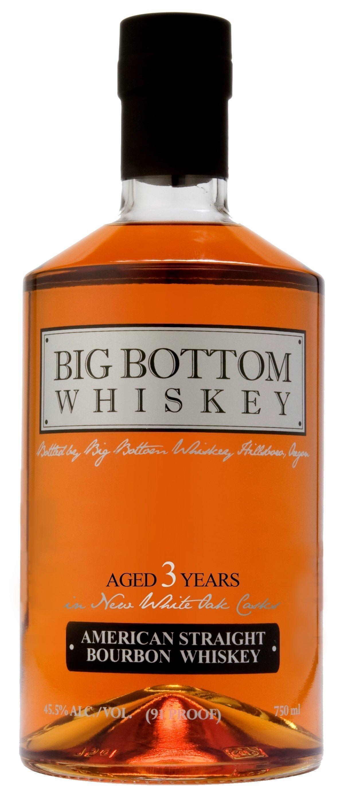 Big Bottom Bourbon 3 Years Old New White Oak