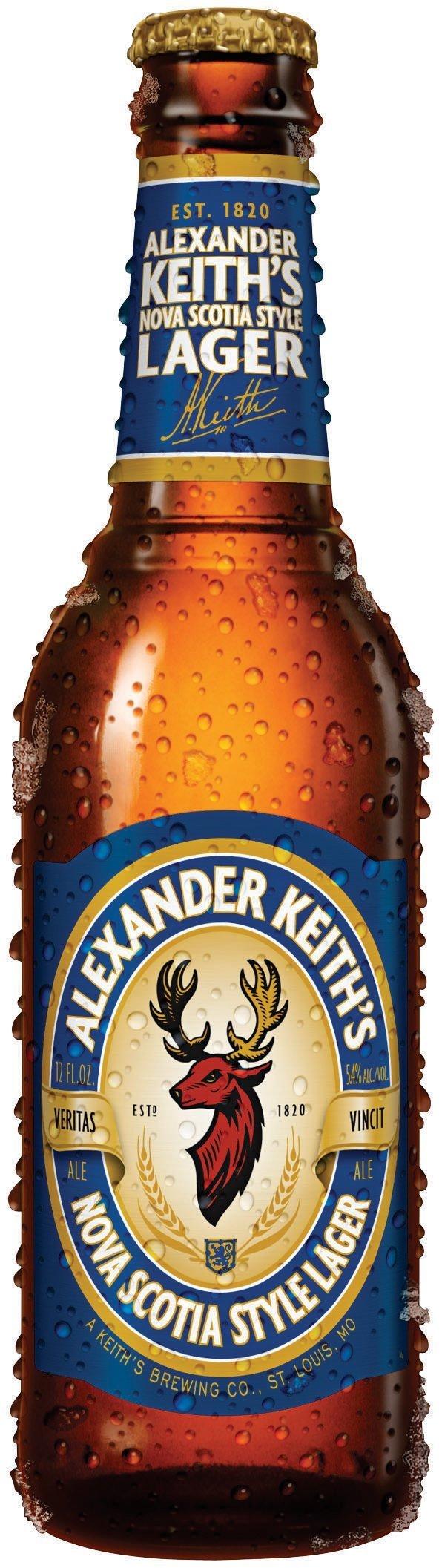 Alexander Keith's Nova Scotia Style Lager