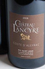 2008 Chateau de Lancyre Coste D'Aleyrac