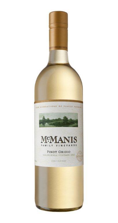2010 McManis Pinot Grigio California