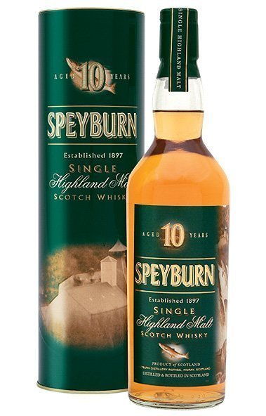 Speyburn 15 Year Old: Review: Speyburn Single Malt 10 Years Old