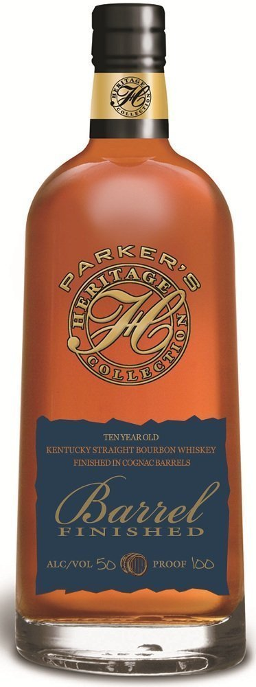 Parker's Heritage Collection Cognac Finished Bourbon 10 Years Old (2011)
