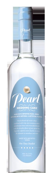 Pearl Wedding Cake Vodka Review