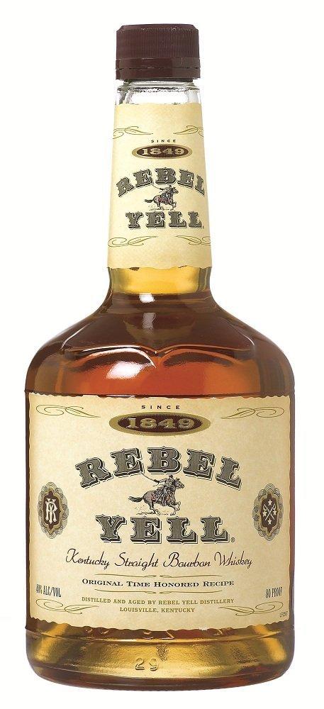 rebel yell whiskey
