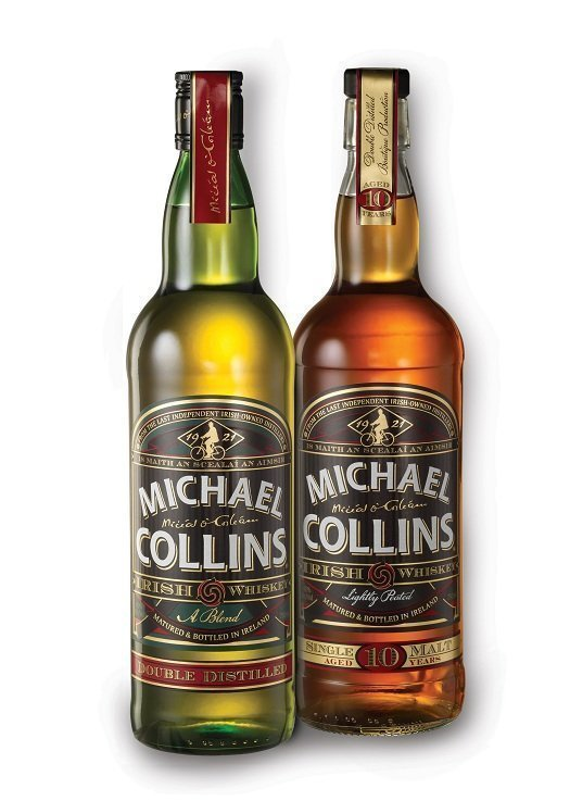 michael collins whiskey