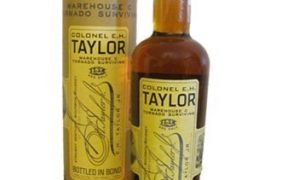 EH Taylor Tornado Surviving Warehouse C Bourbon