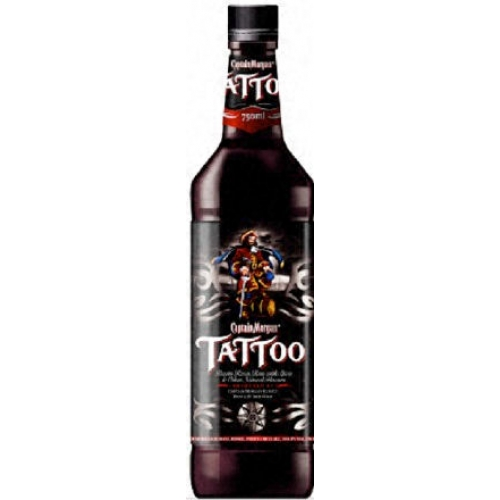 review captain morgan tattoo rum drinkhacker