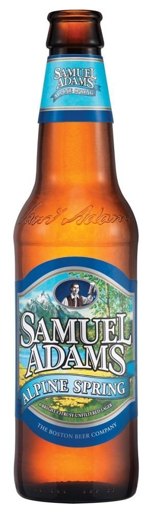 samuel adams Alpine Spring Bottle