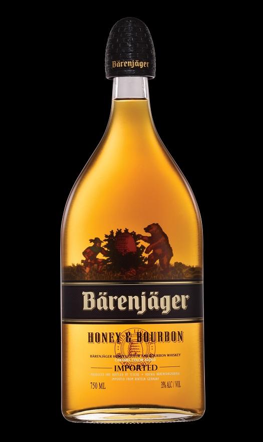 Barenjager Honey & Bourbon