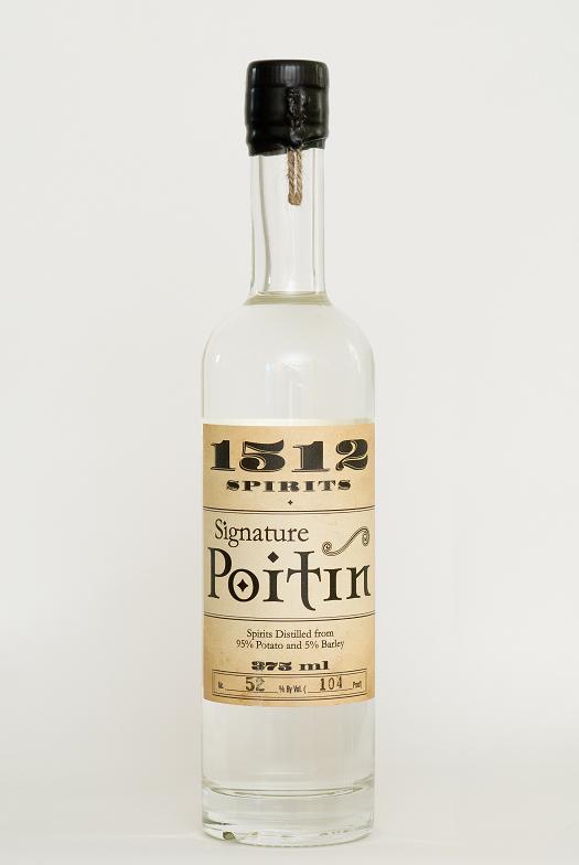 1512 Spirits Signature Poitin