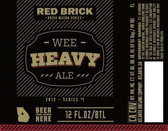 Red Brick Wee Heavy Ale