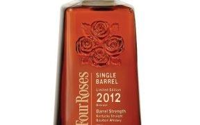 four roses single barrel 2012