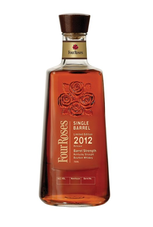 four roses single barrel 2012