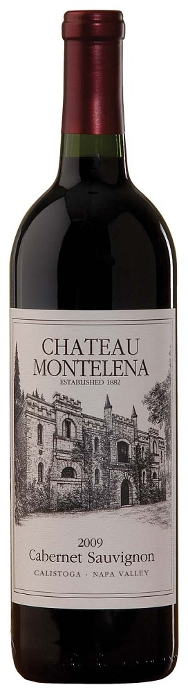 2009 Chateau Montelena Cabernet Sauvignon Calistoga