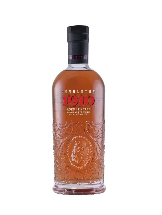 Pendleton 1910 Canadian Rye Whisky 12 Years Old
