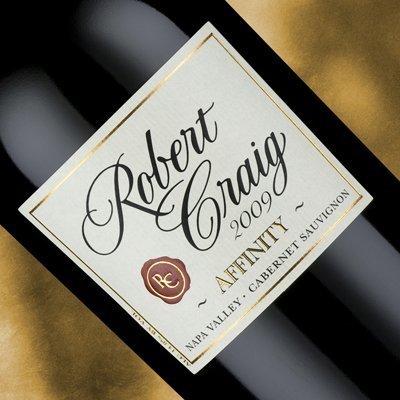 robert craig affinity cabernet 2009