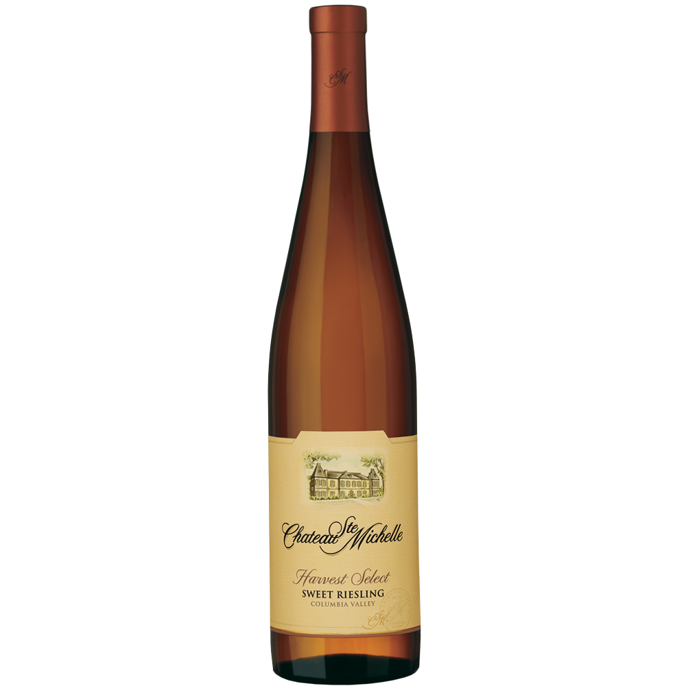 2011 Chateau Ste. Michelle Harvest Select Sweet Riesling Columbia Valley