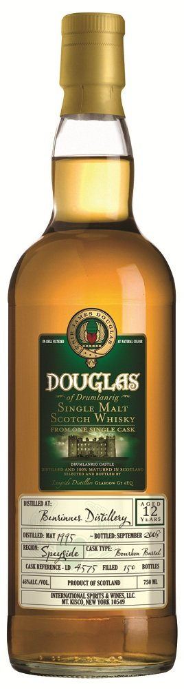 Douglas of Drumlanrig Benrinnes 12 Years Old