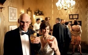 Carville and Matalin Video Party Still hi-res