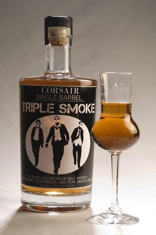 Corsair Triple Smoke (2012)
