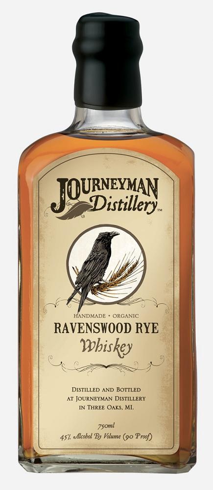 Journeyman Ravenswood Rye Whiskey