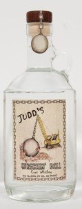 judd's wreckin ball white whiskey