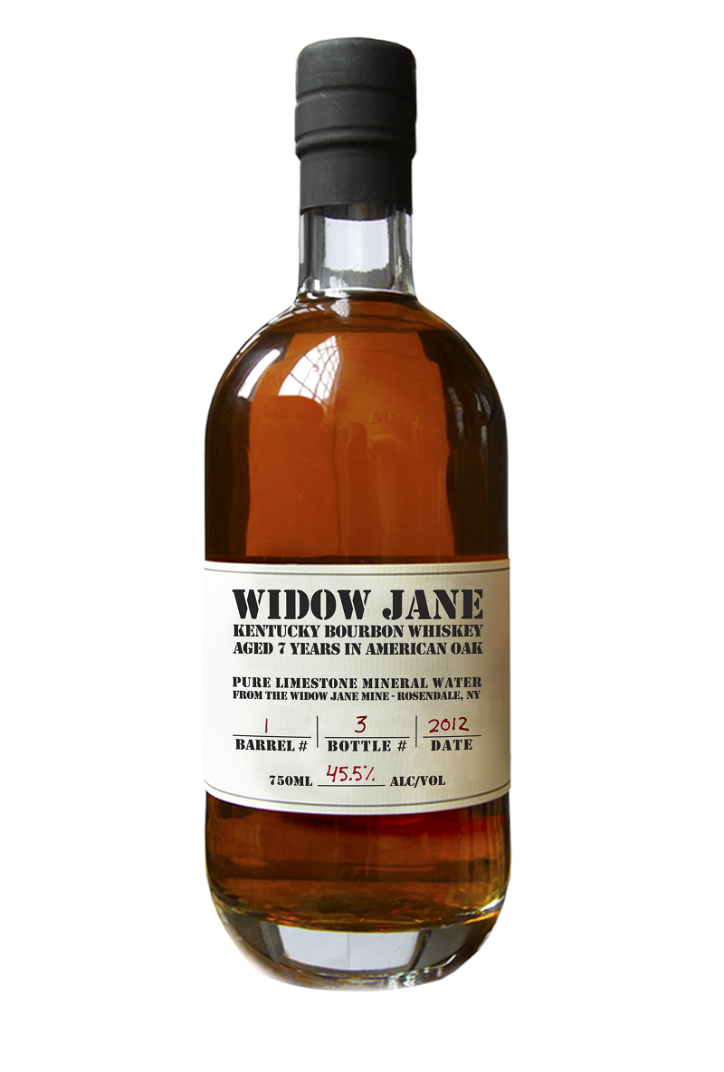 Widow Jane Kentucky Bourbon Whiskey 7 Years Old