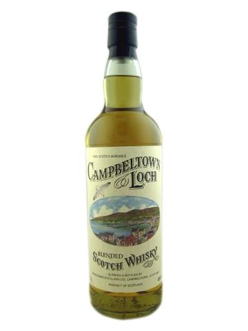 Campbeltown Loch Blended Scotch Whisky