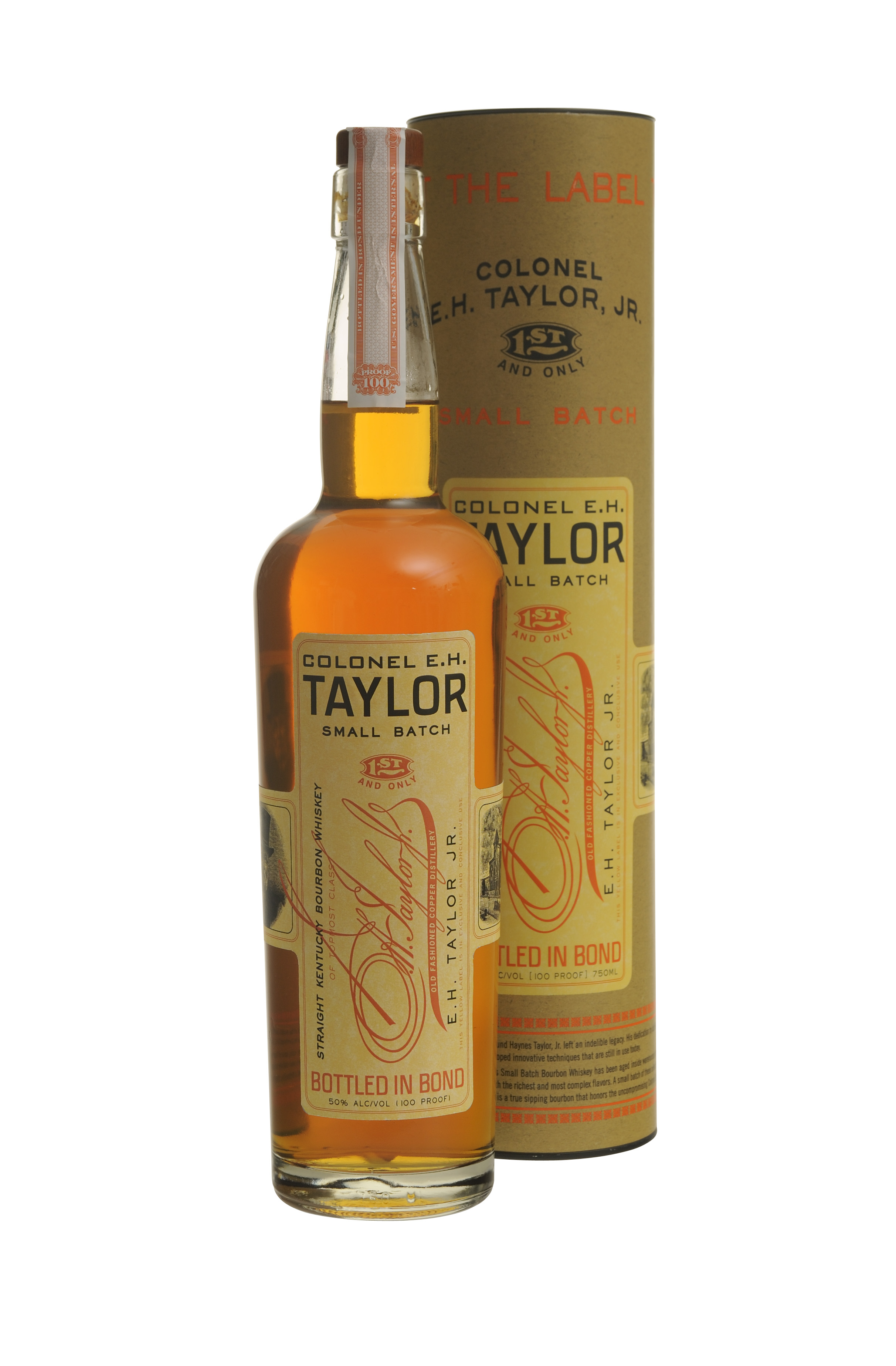 Col. E.H. Taylor Small Batch Bourbon
