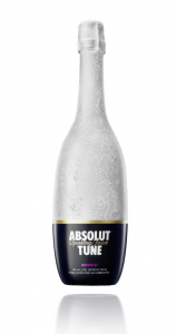 Absolut Tune bottle
