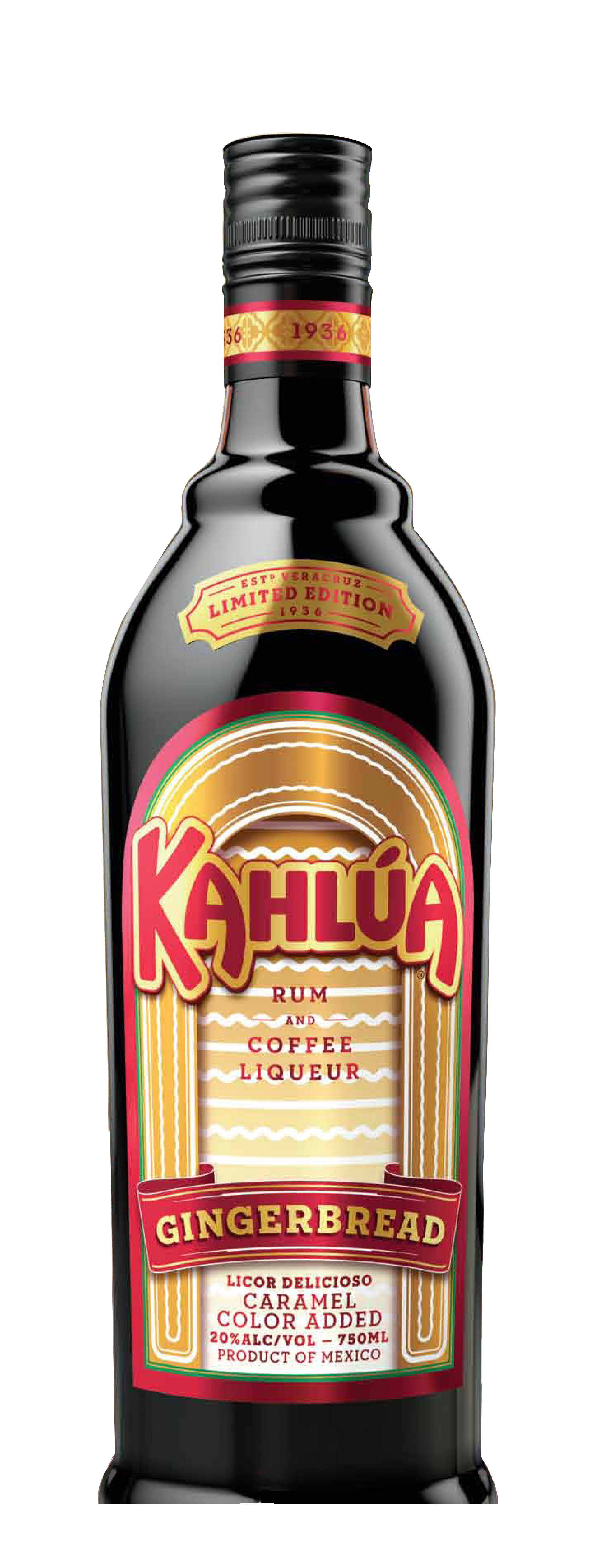 Kahlua Gingerbread Liqueur