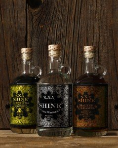 Shine Family Salted Caramel Whiskey