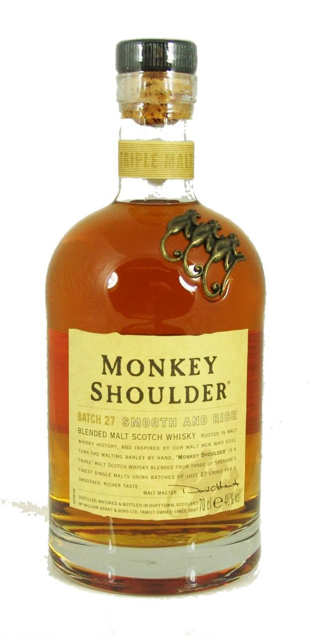 Monkey Shoulder Batch 27 Triple Malt