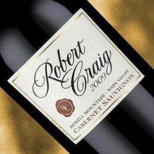 robert craig howell mountain cabernet sauvignon 2009