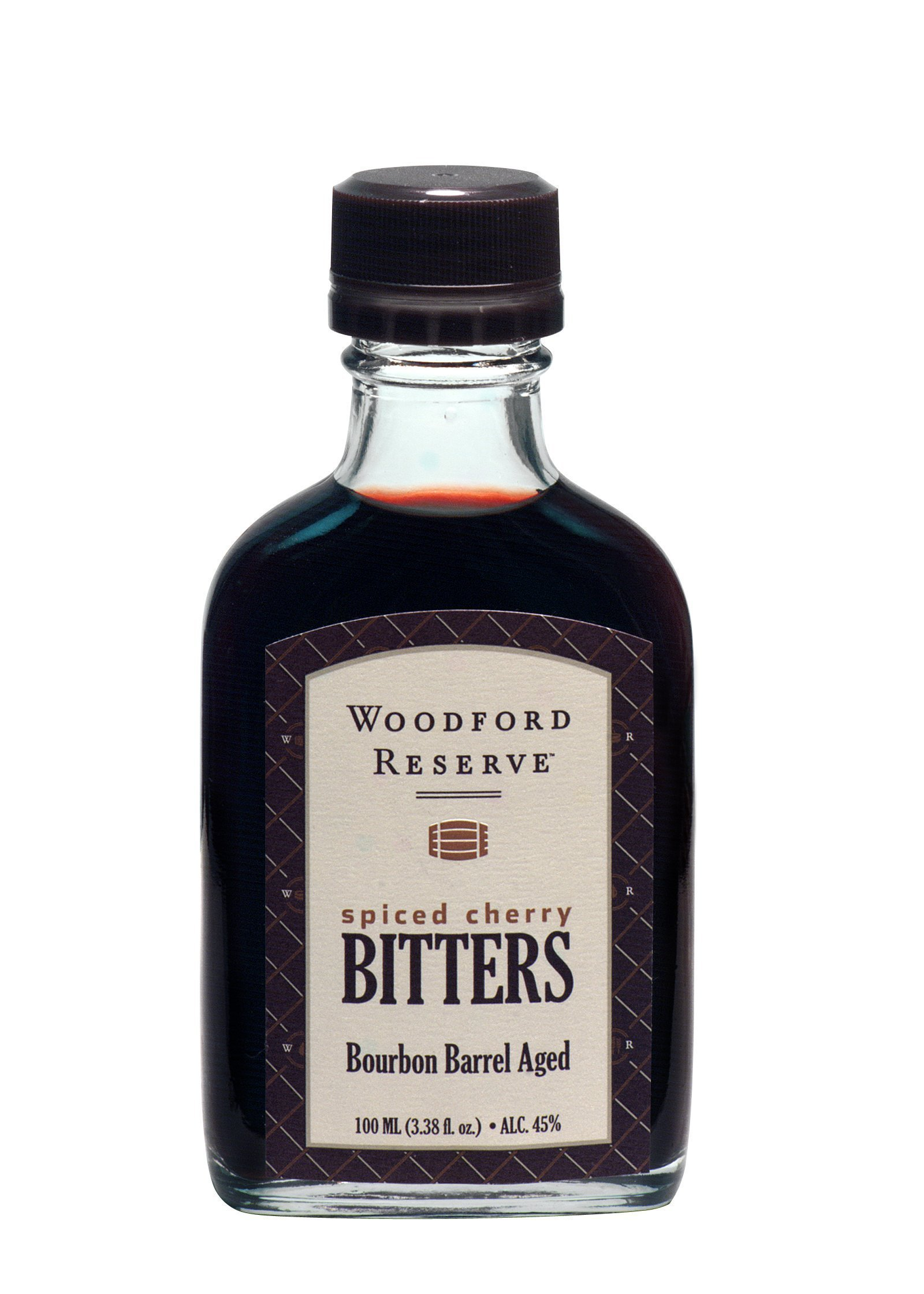 Review woodford reserve spiced cherry bitters drinkhacker for Cherry bitters cocktail recipe