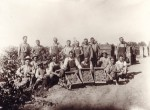 Lodi Vineyard Workers, Historical Image