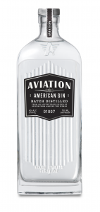 aviation gin 2013 label
