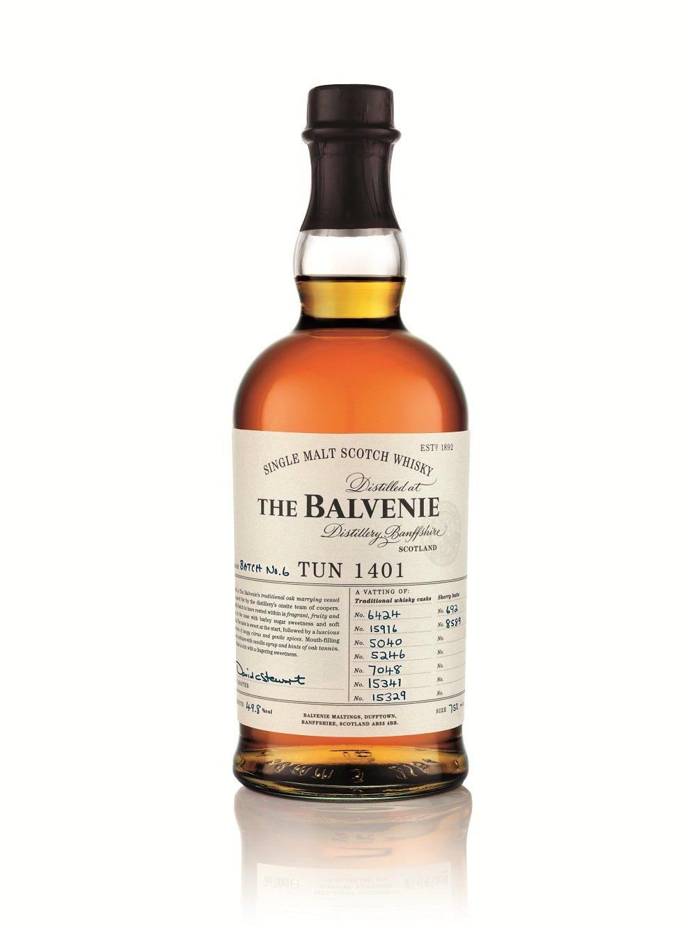 The Balvenie Tun 1401, Batch 6
