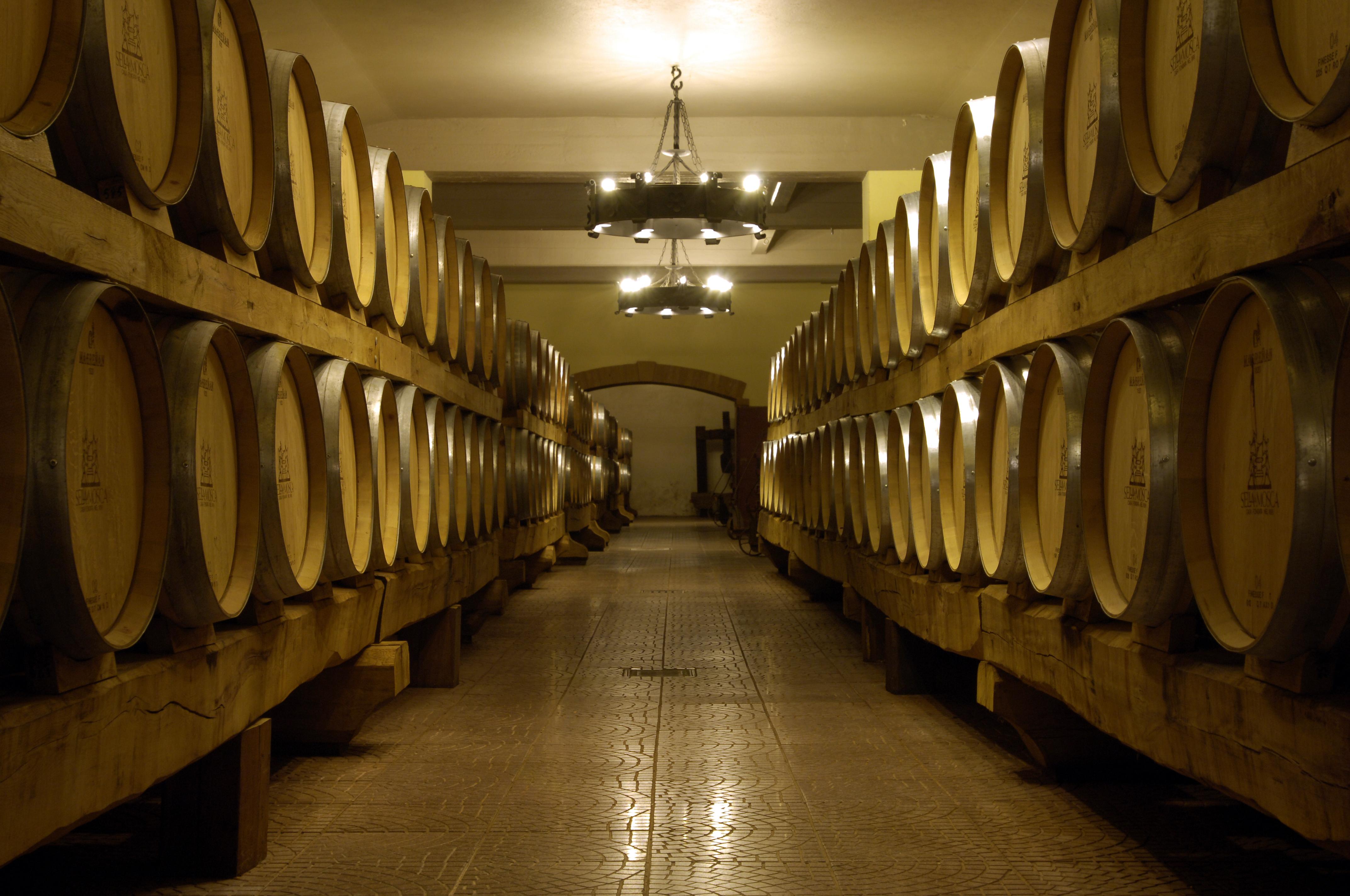 Barrel room – Drinkhacker