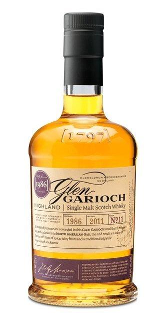Glen Garioch 1986 Vintage