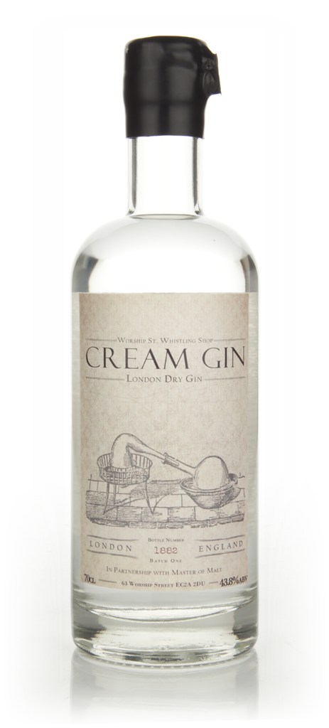 Review master of malt worship street whistling shop cream for Best mix with gin