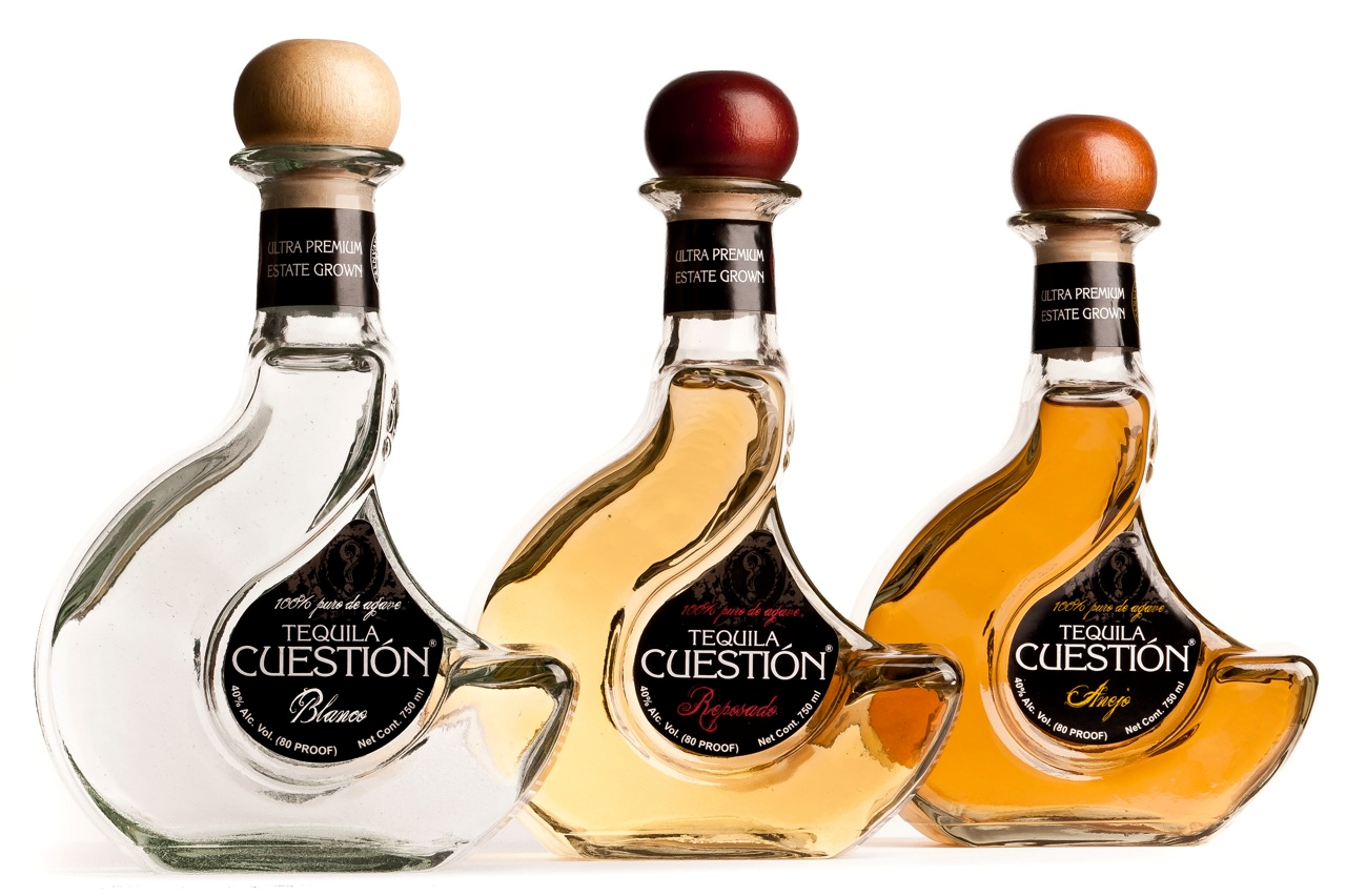 Tequila Cuestion Anejo