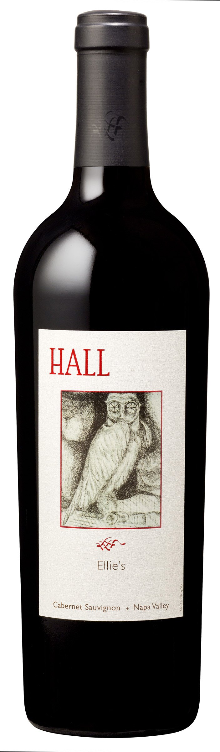 Review 2010 Hall Cabernet Sauvignon Napa Valley Ellie S