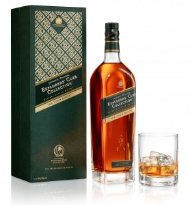 JOHNNIE WALKER UNVEILS THE GOLD ROUTE
