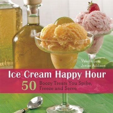 Alcohol ice cream book reviews drinkhacker for Ice cream with alcohol
