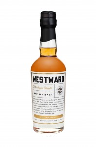 Westward oregon malt whiskey