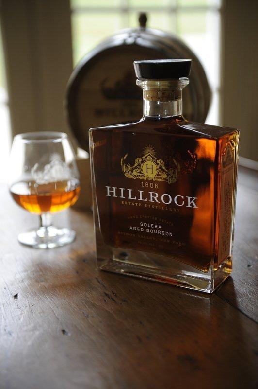 Hillrock Solera Aged Bourbon (2013)