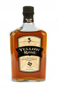 Yellow Rose Blended Whiskey